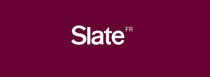 Slate : article de presse v pour verdict