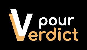 Logo V pour Verdict