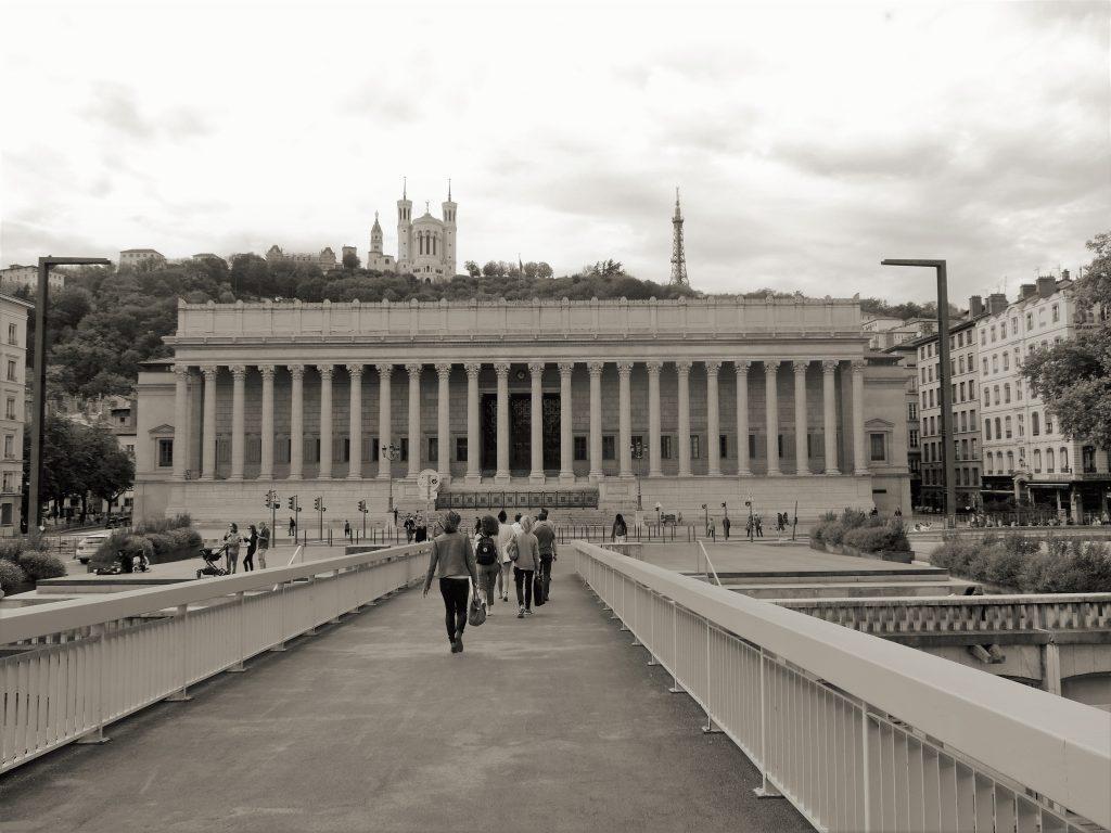 Accès à la justice à Lyon