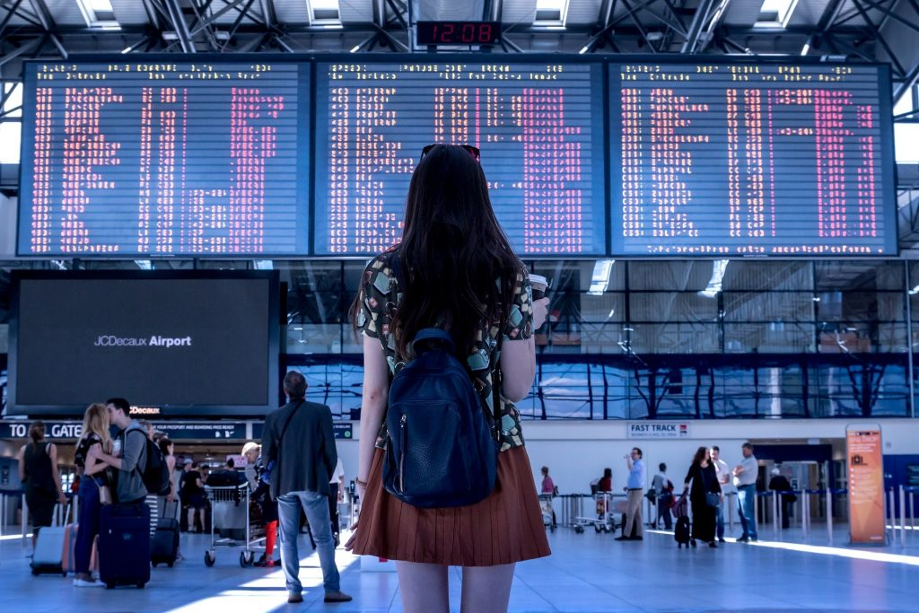 Billet d'avion : vols annulés