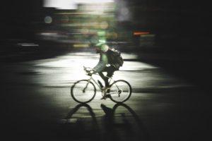 Loi mobilités Coursiers vélo / VTC