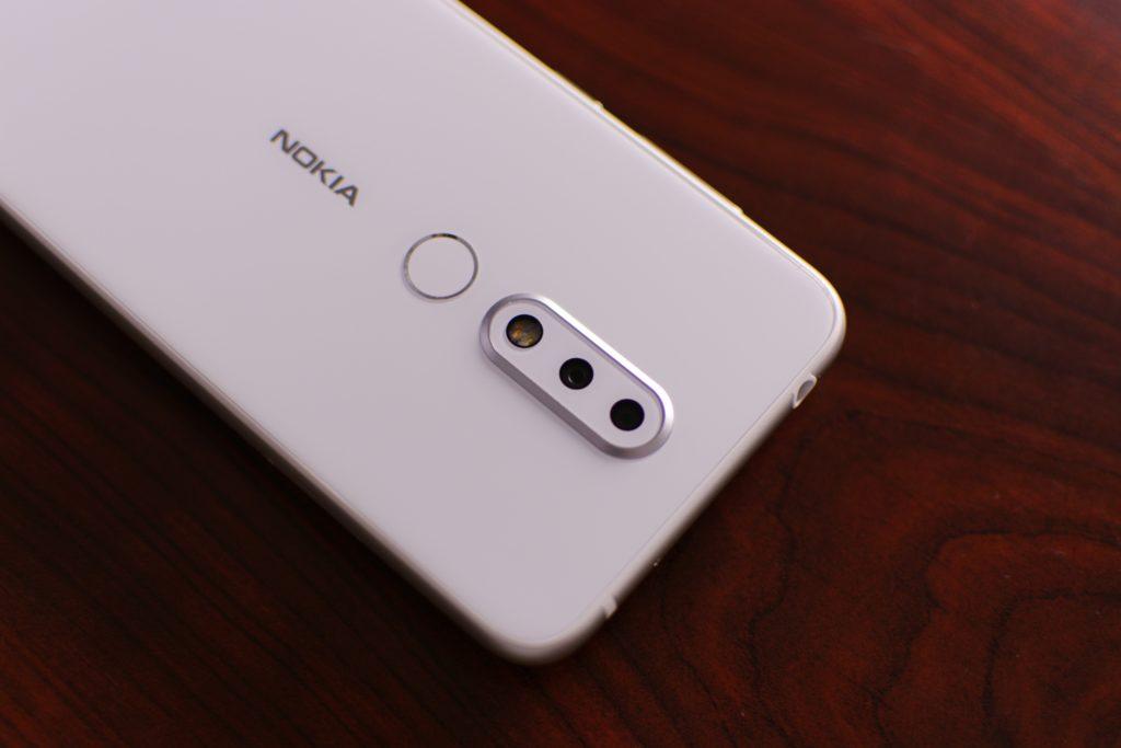 Nokia 6.1 DAS
